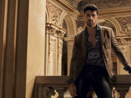 Michele Morrone is the new Face of GUESS Men's FallWinter 2020 Campaign